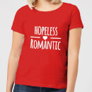 Hopeless Romantic Women's T-Shirt - Red