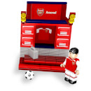 Nanostars Arsenal Changing Rooms