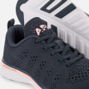 Athletic Propulsion Labs Women's TechLoom Pro Trainers - Midnight/Gassamer Pink/White