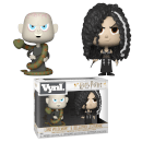 Figura Funko Vynl. - Bellatrix & Voldemort - Harry Potter