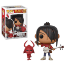 Kubo with Little Hanzo Pop! Vinyl Figure