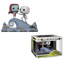 Disney The Nightmare Before Christmas Jack and Sally Pop! Movie Moment