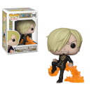One Piece Sanji (Fishman) Pop! Vinyl Figure
