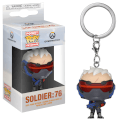 Overwatch Soldier: 76 Pop! Keychain