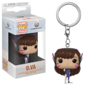 Overwatch D Va Pop! Keychain