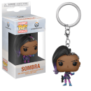 Overwatch Sombra Pop! Keychain