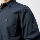 Barbour International Men's Camber Overshirt - Navy