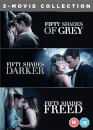 Fifty Shades 1-3 Boxset