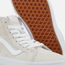 Vans Women's Sk8-Hi Reissue Suede Trainers - Moonbeam/True White
