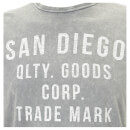 Threadbare Men's Trademark T-Shirt - Grey