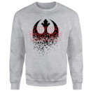 Star Wars Shattered Emblem Sweatshirt - Grey