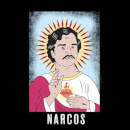 Narcos Pablo Christ T-Shirt - Black