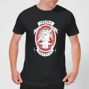 T-Shirt Homme Rum Knuckles Victory Power - Noir