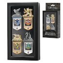 Harry Potter Hogwarts Bookmarks in Window Box