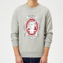 Sweat Homme Rum Knuckles Victory Power - Gris