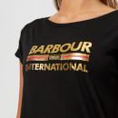 Barbour International Women's San Carlos T-Shirt - Black