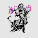 Magic The Gathering Liliana Character Art Women's T-Shirt - Grey