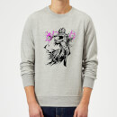 Magic The Gathering Liliana Character Art Sweatshirt - Grey
