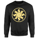 Sweat Homme Mana Blanc - Magic : The Gathering - Noir