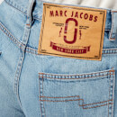 Marc Jacobs Women's Cropped Vintage Denim Jeans - Indigo