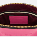 Marc Jacobs Women's Logo Dome Cosmetic Bag - Vivid Pink