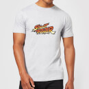 T-Shirt Homme Logo Street Fighter - Gris