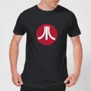 Atari Circle Logo Men's T-Shirt - Black