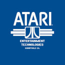 Atari Ent Tech Women's T-Shirt - Royal Blue