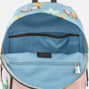 Furla Women's Giudecca Small Backpack - Blue/Blush Print