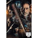 The Walking Dead Smash Maxi Poster 61 x 91.5cm