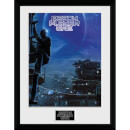 Ready Player One One Sheet 12 x 16 Inches Framed Photograph