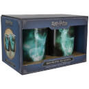 Verres Patronus Harry Potter (Lot de 2)