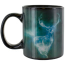 Harry Potter Patronus Heat Change Mug