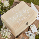 Ginger Ray Wooden Memory Box