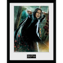 Harry Potter Snape Wand 12 x 16 Inches Framed Photograph