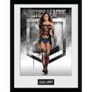 DC Comics Justice League Wonder Woman 12 x 16 Inches Framed Photograph