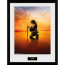DC Comics Wonder Woman Kneel 12 x 16 Inches Framed Photograph