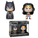 Wonder Woman and Batman Vynl.