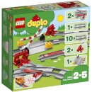 LEGO DUPLO Town: Train Tracks Building Set (10882)
