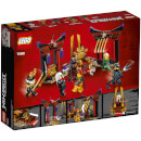 LEGO Ninjago: Throne Room Showdown (70651)