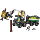LEGO Technic with Power Functions: Forest Machine (42080)