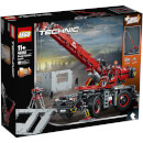 LEGO Technic with Power Functions: Rough Terrain Crane (42082)