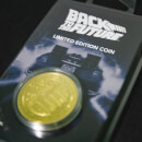 Back To The Future 'Clock Tower' Collectors Coin: Gold Variant - Zavvi Exclusive (Limited to 1000)