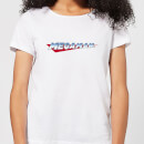 Mega Man Logo Women's T-Shirt - White