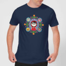 Coco Remember Me Men's T-Shirt - Navy