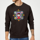 Coco Remember Me Sweatshirt - Black