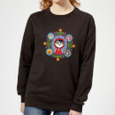 Coco Remember Me Women's Sweatshirt - Black
