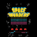 Space Invaders Game Screen Women's T-Shirt - Black