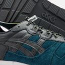 Asics Lifestyle Men's Gel-Lyte Trainers - Dark Ocean/Black