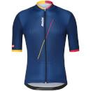 Santini La Vuelta 2018 Cero Jersey - Blue